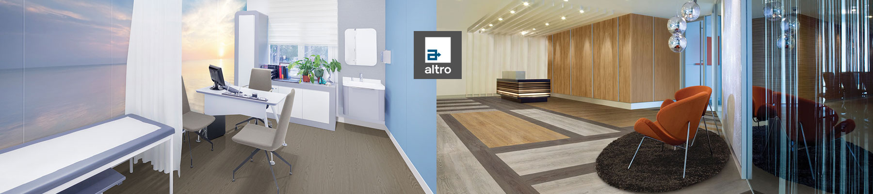 Altro Flooring and Wall Cladding