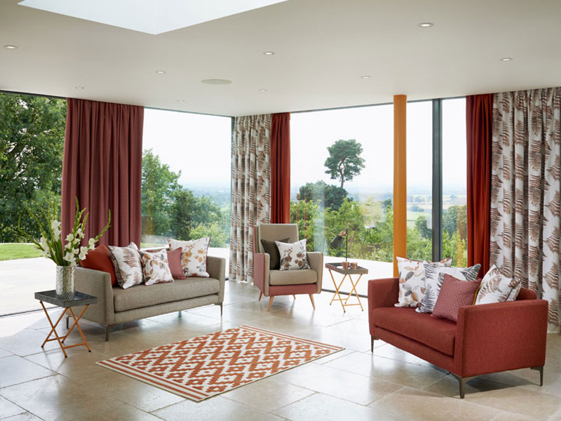Bryant Interiors Curtains and Blinds